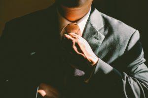 taxe d'apprentissage - cravate
